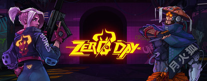 ZERO DAY, cyberpunk themed new slot by Mancala Gaming