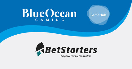 BetStarters Expands Casino Content Offer With BlueOcean Gaming's GameHub Integration