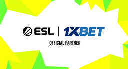 1xBet becomes Official Global Betting Partner for ESL Pro Tour CS:GO and ESL One Dota 2