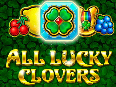 All Lucky Clovers