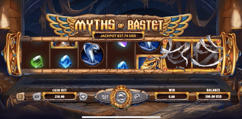 Myths of Bastet from Onlyplay