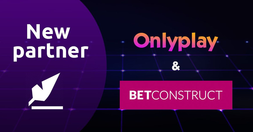 Onlyplay partner with Betconstruct