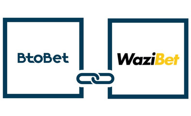 BtoBet and STM Gaming announce agreement with Wazibet