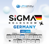 UltraPlay Is Virtually Exhibiting At SiGMA Roadshow Germany