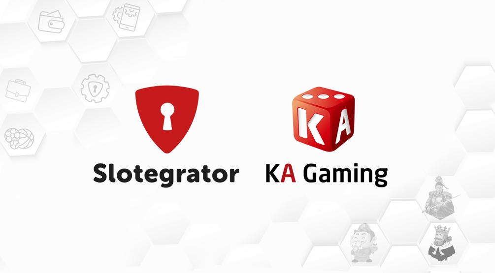 The Latest Addition To Slotegrator's Partner Network: KA Gaming