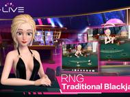 Traditional Blackjack