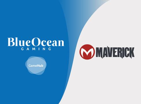 Maverick Joins BlueOcean Gaming GameHub Portfolio