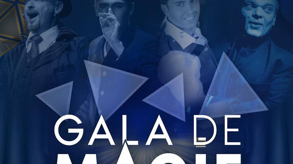 GALA DE MAGIE - ADULTE