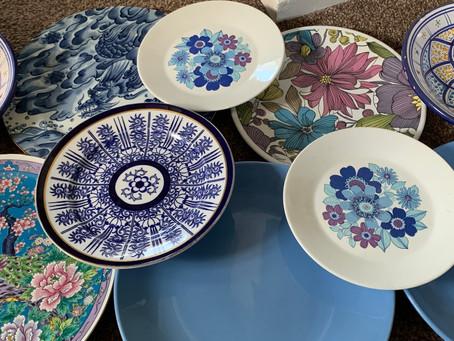 Mosaics and plates