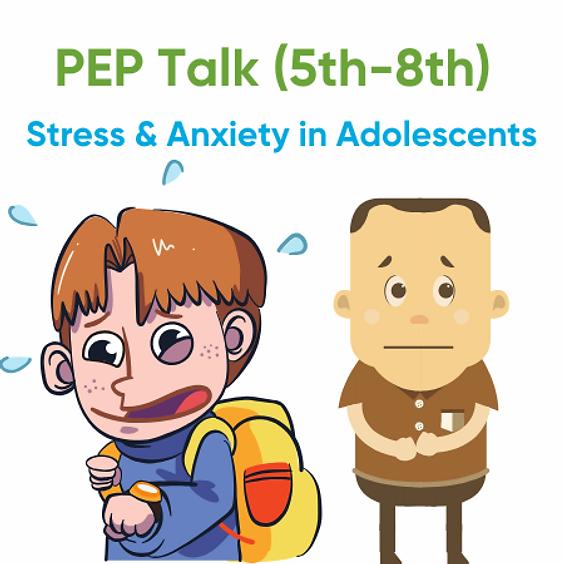 PEP Talk (5th-8th)
