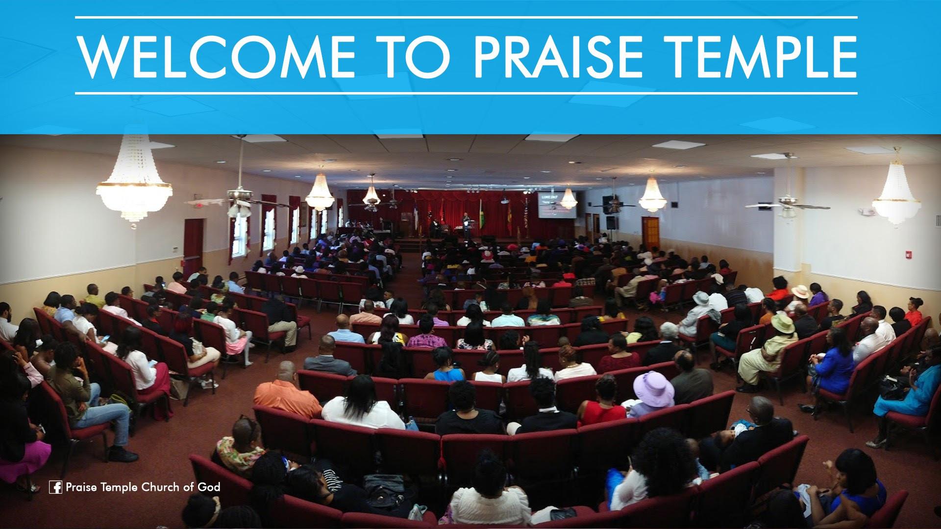 Attend Sunday Service (40 Person Max)