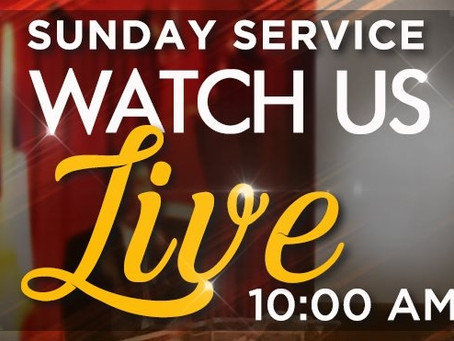 CATCH OUR LIVE & RECORDED PROGRAMS