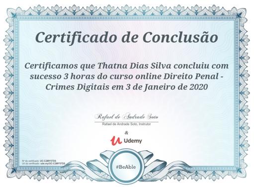 Criminal Law - Digital Crimes