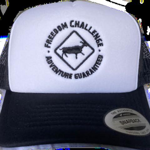 Trucker Hat (White)