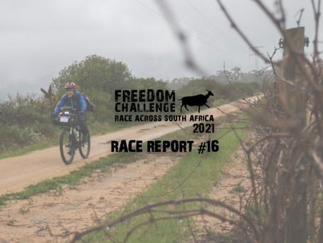 2021 RASA Race Report #16 | Leon Erasmus