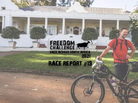 2021 RASA | RTP  Race Report #19 | Leon Erasmus