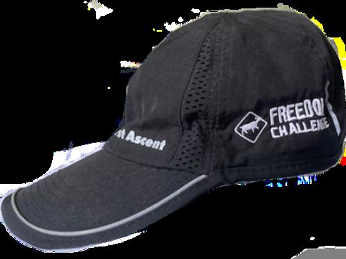 First Ascent running cap