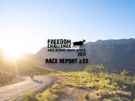 2021 RASA | RTP Race report #22 | Mike Roy