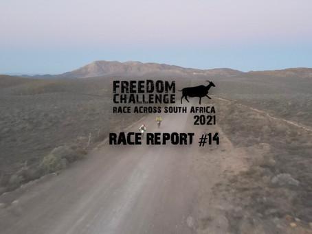 2021 RASA Race Report #14 | Leon Erasmus