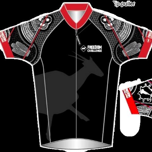 Freedom Challenge Cycle Shirt 2021