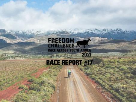 2021 RASA Race Report #17 | Steven Burnett