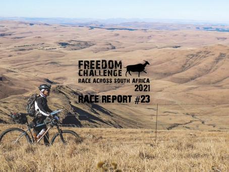 2021 RASA | RTR | RTP  Race report #23 | Mike Roy