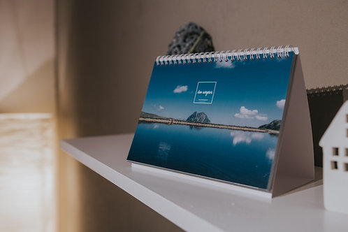 52 Wochen Tischkalender (deecal2020)