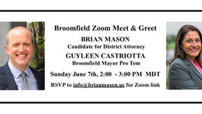 Broomfield Zoom Meet and Greet!