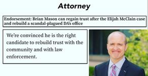Denver Post Endorses Brian Mason