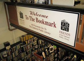 Shopping by Reservation Coming to The Bookmark 10/25/20