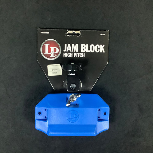 LP Jam Block High Pitch