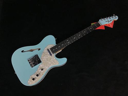 Fender Limited Edition Thinline 2-Tone Telecaster - Daphne Blue