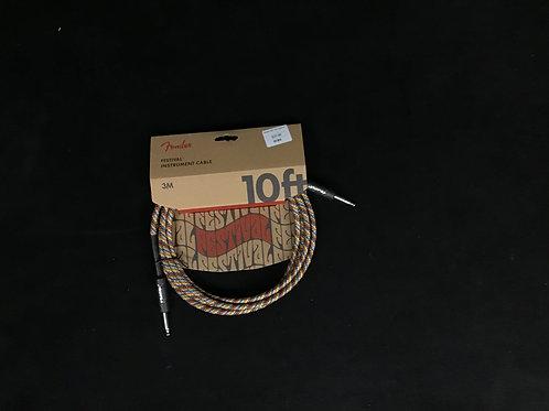 Fender Festival Cable 3M 10 FT