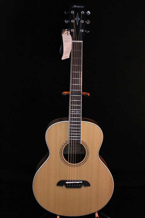 Alverez LJ2E W/ Gig Bag