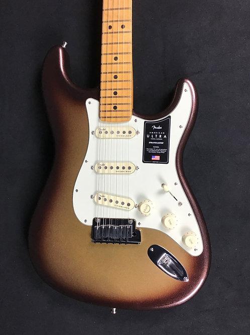 Fender American Ultra Stratocaster - Mocha Burst