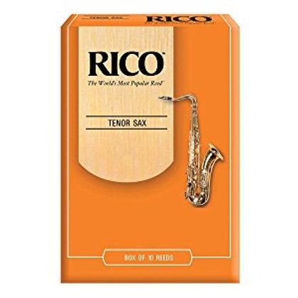 Rico Tenor Saxophone Reeds - 10 pack