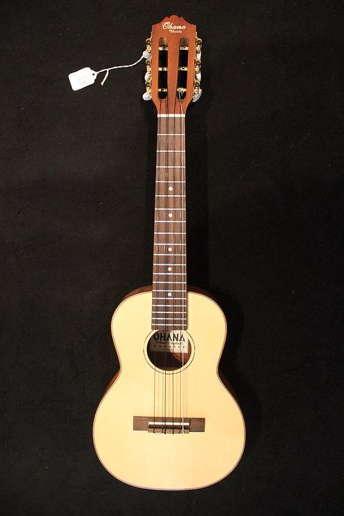 Ohana TK-70 6-String Tenor Ukulele