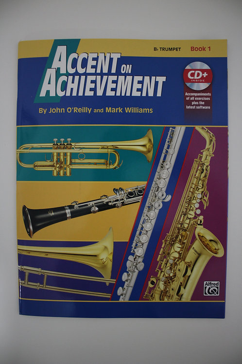 Accent On Achievement, Trumpet