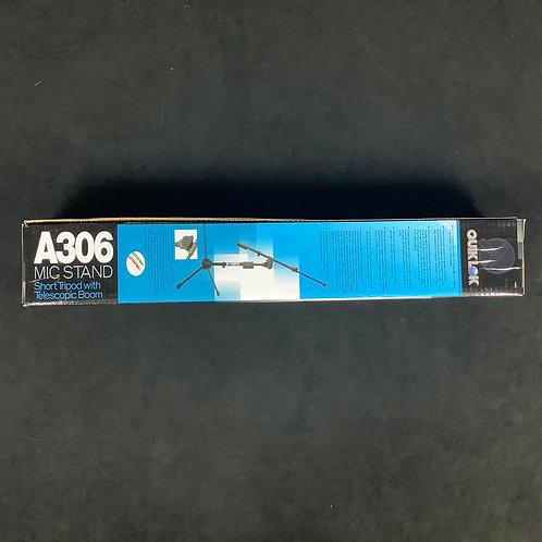 Quik Lok A306 Short Mic Stand