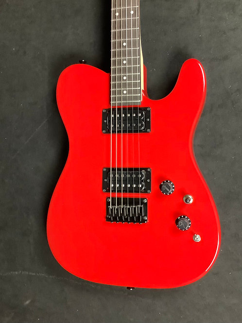 Fender Limited Edition Boxer HH Telecaster - Torino Red