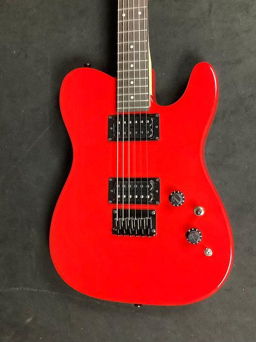 Fender Boxer HHTelecaster Red