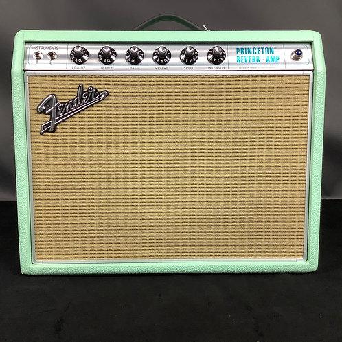 Fender Princeton Surf Green Reverb-Amp
