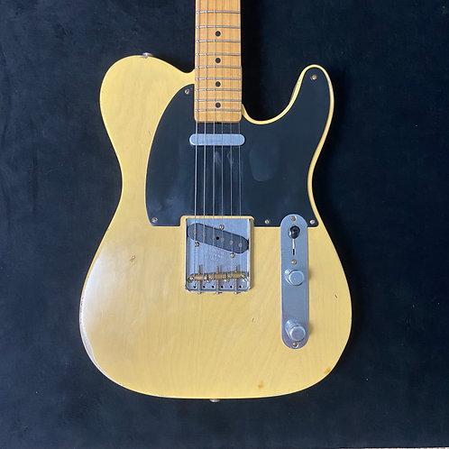2009 Fender Custom Shop '51 Nocaster - Butterscotch Blonde