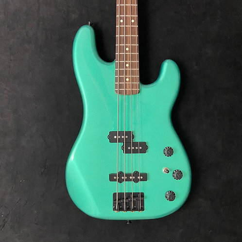 Fender Limited Edition Boxer PJ Bass - Sherwood Green Metallic