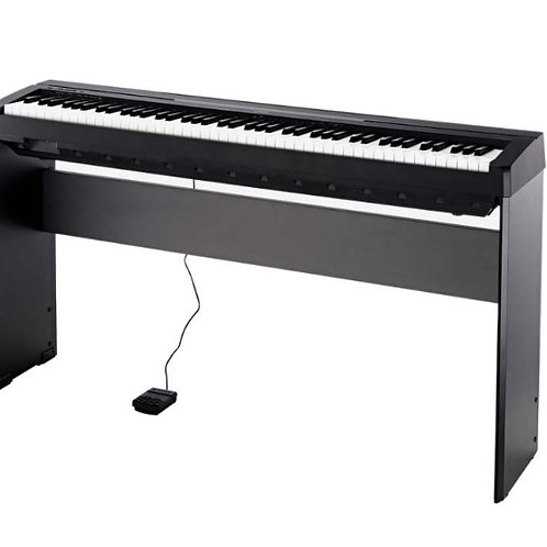 Yamaha P45B Piano with L845 Stand