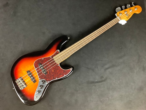 Squier Fretless Jazz Bass