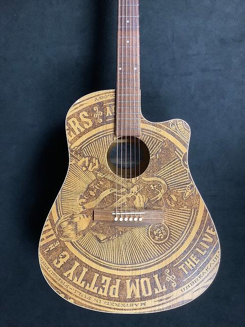Seagull Greg Hall Tom Petty Guitar