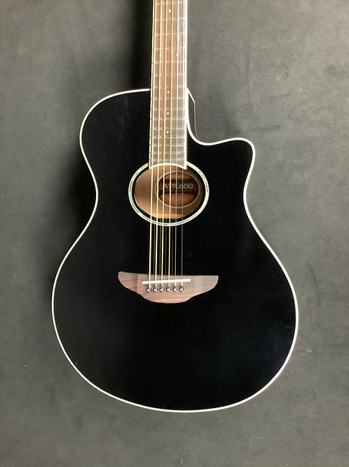 Yamaha Electric Acoustic APX600 Black