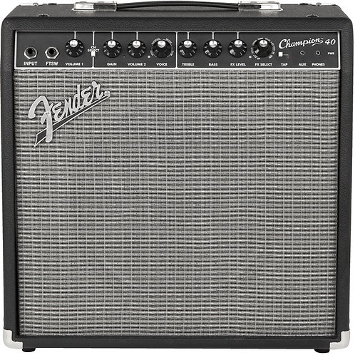 Fender Champion 40 amplifier