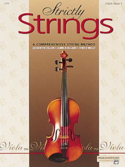 Strictly Strings Violin Book 1 By Alfred